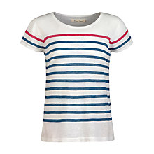 Buy Seasalt Gunwalloe T-Shirt, Menehay Shore Online at johnlewis.com