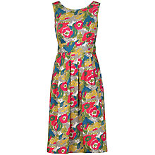 Buy Seasalt Lyonesse Dress, Painterly Floral Birch Online at johnlewis.com