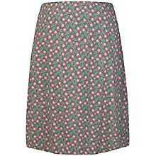 Buy Seasalt Portfolio Reversible A-Line Skirt, Water Garden Cliff Online at johnlewis.com