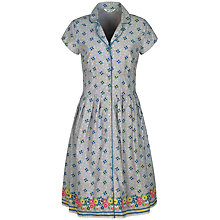 Buy Seasalt Lottie Dress, Confetti Flowers Cobble Online at johnlewis.com