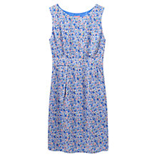 Buy Joules Laura Dress, Blue Ditsy Online at johnlewis.com