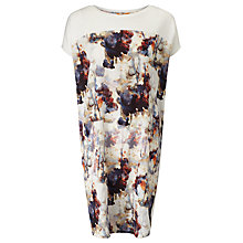 Buy BOSS Orange Dimarion Tunic Dress, Multi Online at johnlewis.com