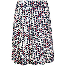 Buy Seasalt Jessica Grace Skirt, Mini Daisy Marine Online at johnlewis.com