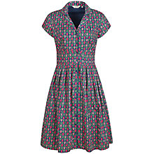 Buy Seasalt Lottie Dress, Tulips Marine Online at johnlewis.com