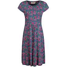 Buy Seasalt Carnmoggas Dress, Floral Garden Galley Online at johnlewis.com