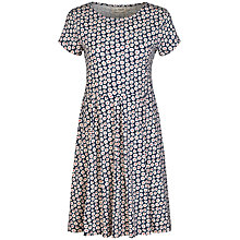 Buy Seasalt Riviera Dress, Mini Daisy Marine Online at johnlewis.com