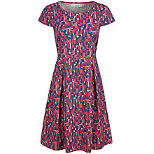 Buy Seasalt Rosina Dress, Paint Daubs Coulis Online at johnlewis.com