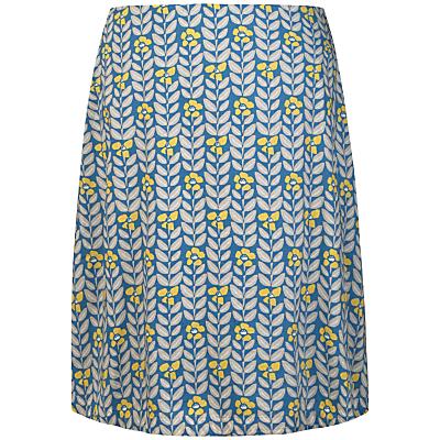 Seasalt Potter Skirt, Mixed Meadow Shore