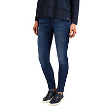 Buy BOSS Orange J20 Mid Rise Slim Leg Jeans, Indigo Online at johnlewis.com