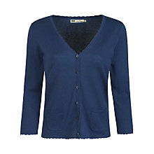 Buy Seasalt St Katherine's Cardigan, Marine Online at johnlewis.com