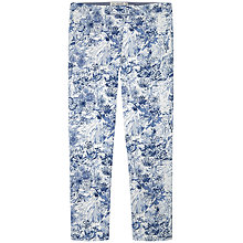 Buy Seasalt Wild Ground Cropped Trousers, Under Sea Salt Online at johnlewis.com