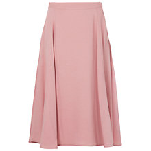 Buy French Connection Rikki Crepe Flared Skirt Online at johnlewis.com
