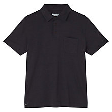 Buy Jigsaw Printed Polo Shirt, Khaki Online at johnlewis.com
