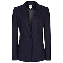 Buy Reiss Delo Single Breasted Blazer, Night Navy Online at johnlewis.com