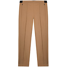 Buy Gerard Darel Beatrice Trousers, Camel Online at johnlewis.com