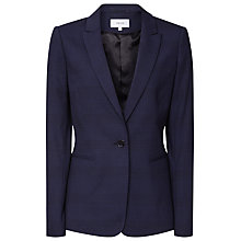 Buy Reiss Ambra Single-Breasted Blazer, Navy Online at johnlewis.com