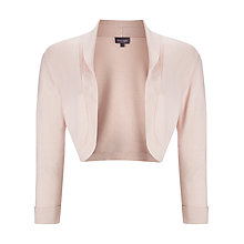 Buy Phase Eight Shawl Collar Bolero, Cameo Online at johnlewis.com