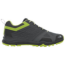 Buy The North Face Mens' Ultra Fast Pack II Gore-Tex, Grey/Green Online at johnlewis.com