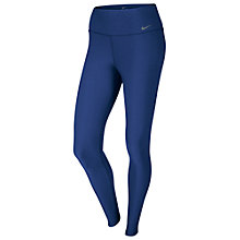 Buy Nike Power Legend Training Tights, Deep Royal Blue Online at johnlewis.com