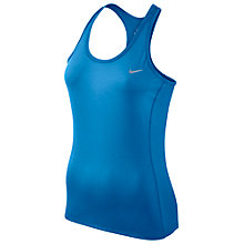 Buy Nike Dri-FIT Contour Tank Top Online at johnlewis.com