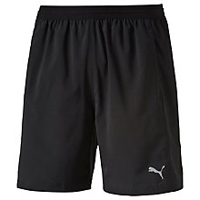 "Buy Puma Pace 7"" Running Shorts, Black Online at johnlewis.com"