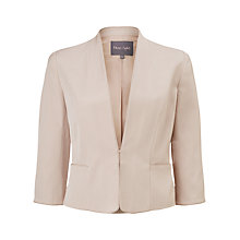 Buy Phase Eight Elizabeth Jacket, Oyster Online at johnlewis.com