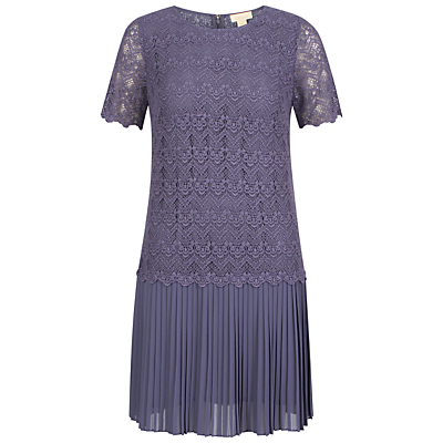 Celuu Alice Lace Dress, Blue