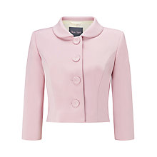 Buy Phase Eight April Jacket, Pink Online at johnlewis.com