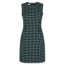 Buy Hobbs Tillie Dress, Green Online at johnlewis.com