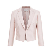 Buy Hobbs Livia Jacket, Sable Online at johnlewis.com