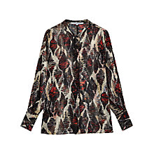 Buy Gerard Darel Baobad Shirt, Red Online at johnlewis.com