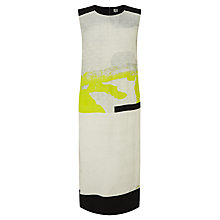 Buy Kin by John Lewis Limited Edition Stainless Abstract Dress, Multi Online at johnlewis.com