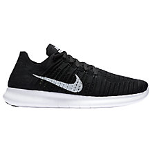 Buy Nike Free RN Flyknit Men's Running Shoe Online at johnlewis.com