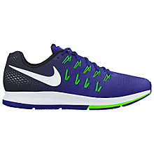 Buy Nike Air Zoom Pegasus 33 Men's Running Shoes Online at johnlewis.com