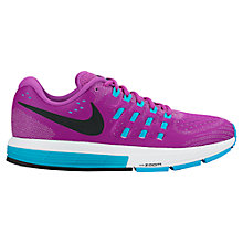 Buy Nike Air Zoom Vomero 11 Women's Running Shoes, Hyper Violet Online at johnlewis.com