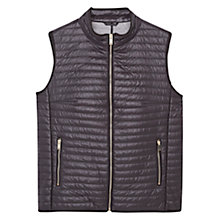Buy Violeta by Mango Quilted Gilet Online at johnlewis.com