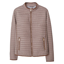 Buy Violeta by Mango Quilted Jacket Online at johnlewis.com