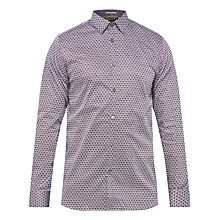 Buy Ted Baker Lolfest Diamond Print Shirt Online at johnlewis.com