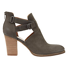 Buy Mint Velvet Tyra Cut Away Ankle Boots Online at johnlewis.com