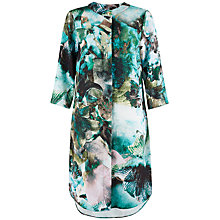 Buy Closet Floral Shirt Dress, Multi Online at johnlewis.com