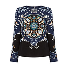 Buy Warehouse Persian Placed Top, Multi Online at johnlewis.com