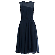 Buy French Connection Sunray Chiffon Dress Online at johnlewis.com
