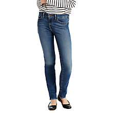 Buy Levi's 712 Mid Rise Slim Jeans, Indigo Daydream Online at johnlewis.com