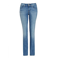 Buy Levi's 712 Mid Rise Slim Jeans, Sunset In July Online at johnlewis.com