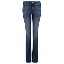 Buy Levi's 715 Mid Rise Bootcut Jeans, Azure Dawn Online at johnlewis.com