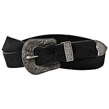Buy AllSaints Cowboy Jeans Belt Online at johnlewis.com