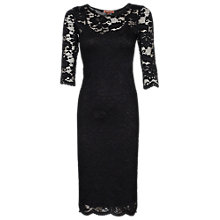 Buy Jolie Moi Floral Lace Dress Online at johnlewis.com