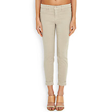 Buy J Brand Anja Luxe Sateen Skinny Jeans, Thistle Online at johnlewis.com