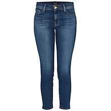 Buy J Brand 835 Mid Rise Capri Jeans, Imagine Online at johnlewis.com