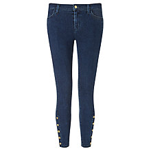 Buy J Brand Suvi Cropped Skinny Jeans, Allegiance Online at johnlewis.com